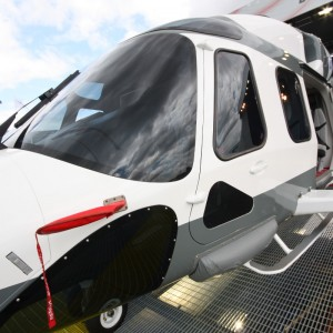 Aero Sekur returns to Paris Air Show with AW189 liferaft system