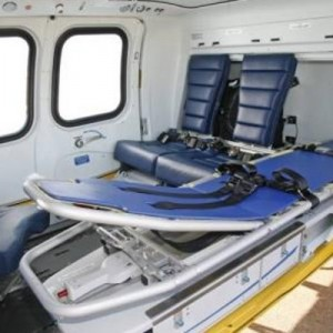 Canada approves Aerolite AW109SP medical interior