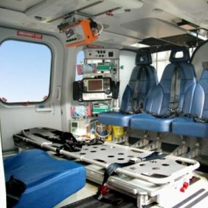 FAA certifies Aerolite lateral stretcher kit for AW139