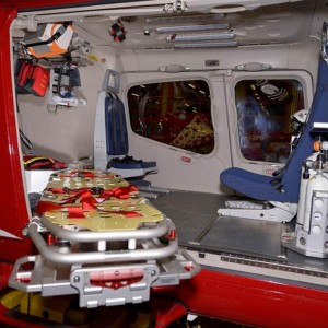 Aerolite reports strong demand for Bell 429 EMS interiors