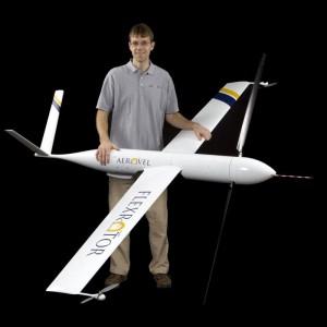 Aerovel reveals Flexrotor long-range UAV with VTOL
