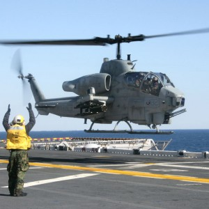 EFW awarded $11.8M contract for AH-1W Helmet Display Tracker Systems