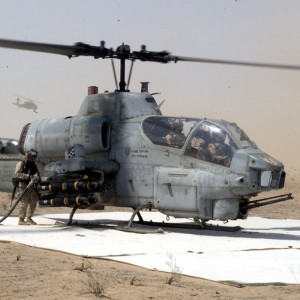 Bell awarded $56M contract for H-1 component repair