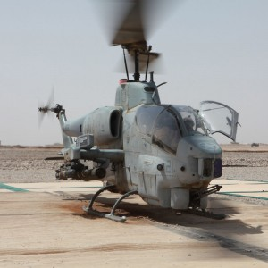 Kollsman awarded $56M contract for AH-1W night target system work
