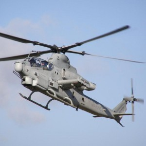 Lockheed Martin awarded $13M for AH-1Z turret/target system work