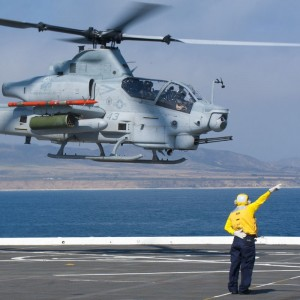 Bell awarded $377M contract for 12 UH-1Y and 12 AH-1Z