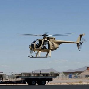 Boeing demos Unmanned Little Bird to Korea