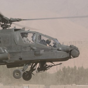 Boeing awarded $62M support contract for AH-64D/E