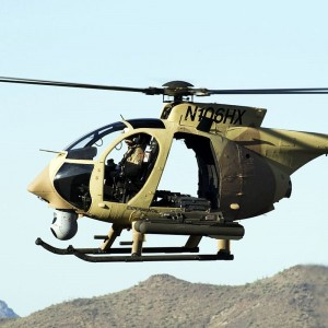 Boeing flies production configuration AH-6i for first time