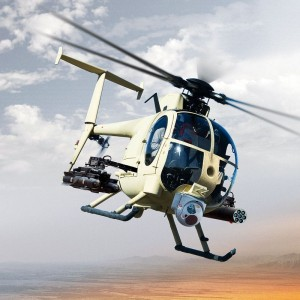 Boeing and Korean Air Work on Unmanned MD500