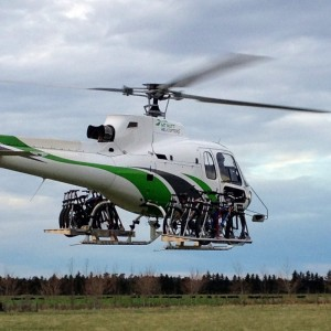 Airborne Systems receives NZCAA STC Certification for AS350 Bike Rack