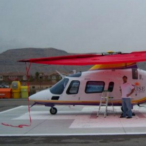 All Metal Announces The AW109 Canopy for Aircraft Maintanance