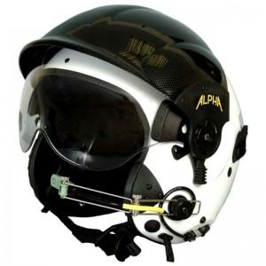 Hillsboro Aviation using Alpha Eagle helmets