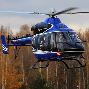Russian Helicopters delivered the 1st Ansat helicopter