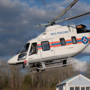 Rostec hands over first Ansat to Russian Emergencies Ministry