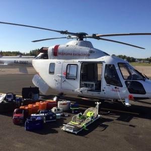 First Ansat starts EMS work in Pskov Region of Russia