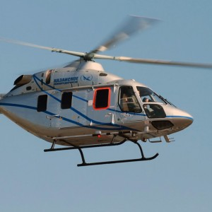 Aviapatrul orders two Ansat from Russian Helicopters