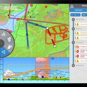 AgustaWestland Skyflight Mission Planning System 'Goes App'