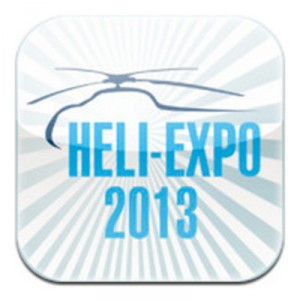 HAI releases iPhone/iPad app for Heli-Expo 2013