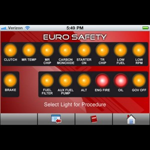 Eurosafety releases R22 and R44 iPhone app