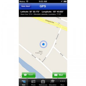 Metro Aviation launches innovative app