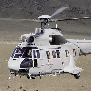 Airbus Helicopters receives additional orders for AS332C1e