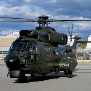 Swedish military retires last Super Puma