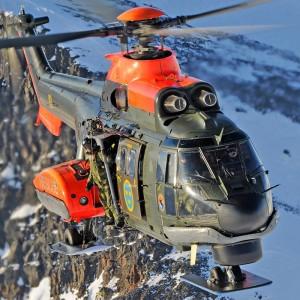 Swedish military sells AS332M1 fleet