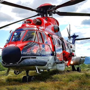 Heli-One Completes AS332L1 SAR Reconfiguration