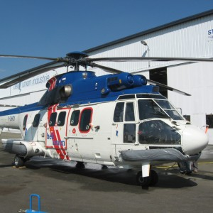 EASA certifies LPV approach on Heli Union AS332L1