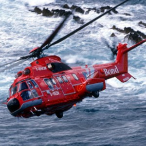 Bond awarded EASA STC for TCAS II in Super Puma