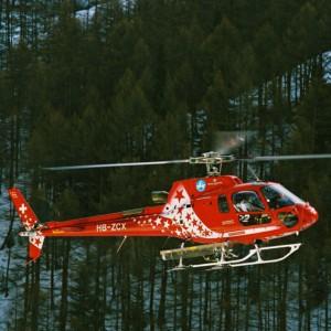 Air Zermatt adds new AS350B3e to fleet