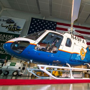 Alaska Department of Public Safety places second AS350B3e into service