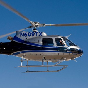 Texas Aviation Services Delivers New Eurocopter AS350B2