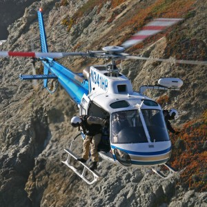 Californian Highway Patrol picks Trakka A800 searchlight for AS350 fleet