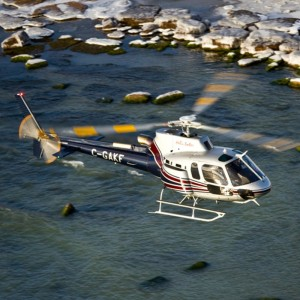 Mustang Helicopters to add a Eurocopter AS350B3e