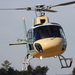 First US-produced AS350 AStar rolls off Columbus final assembly line