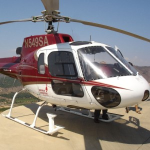 San Diego – Corporate Helicopters achieves ARGUS Platinum Rating