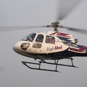 Metro Aviation delivers AS350 to EagleMed