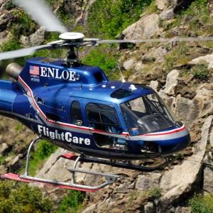 Enloe's FlightCare Celebrates 25 Years Of Service