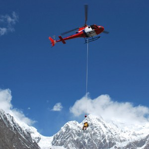 AFS supports high-altitude operators in Nepal