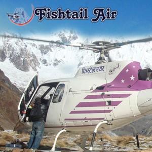 Fishtail Air introduces advance Alpine Rescue System