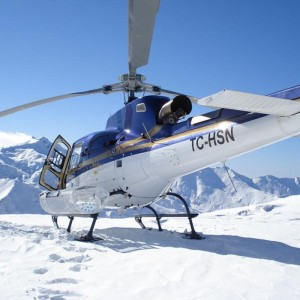 Turkish operator GDH launches heliski flights in Georgia