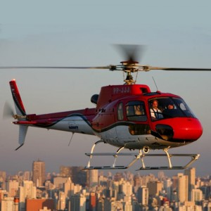 Helibras delivers new AS350B2 to Helimarte