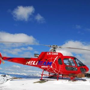 Norwegian operator Heli-Team celebrates 30 years