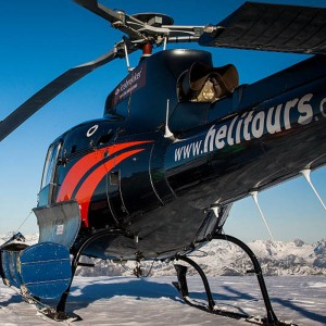 NZ Dept of Conservation grants Heli Tours an historic 18-year permit