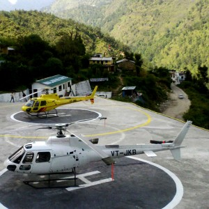 Himalayan Heli Services bags Global Vectra contract