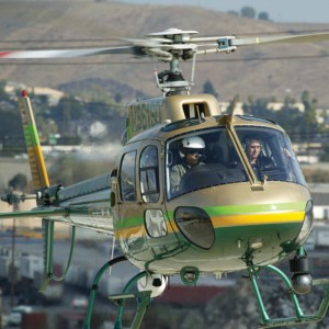 Los Angeles County Sheriff selects Cobham Synthetic Vision EFIS for AS350B2 fleet