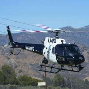 California Highway Patrol and LAPD take delivery of H125s