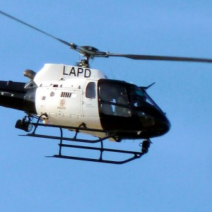 25 years sentence for shooting at LAPD helicopter